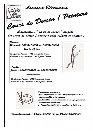 flyers cours louroux 2015 f3f84f41