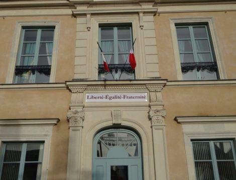 Mairie façade