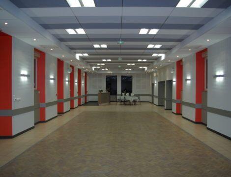 Salle Yves HUCHET