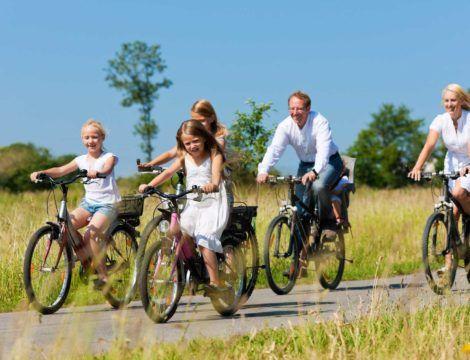 vélo famille