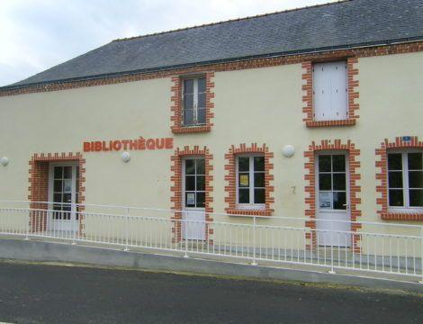 Bibliothèque La Cornuaille