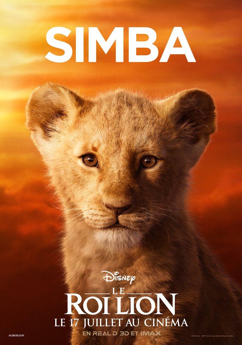Fond Decran Roi Lion 2019